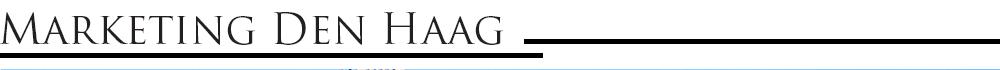 Marketing Den Haag Logo